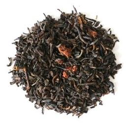 Herbata o smaku puerh truskawkowy 170g