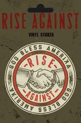 Rise Against - Shaking Hands - naklejka