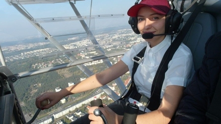 Szkolenie wstępne na pilota samolotu ultralekkiego - toruń - ii wariant