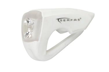 Lampka przednia serfas silicone usl-swt