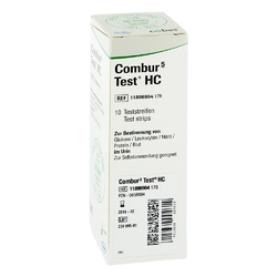 Combur 5 test hc paski testowe do moczu