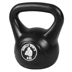 4 kg kettlebell ciężarek gorilla sports