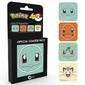 Pokemon Faces - podstawki pod kubek