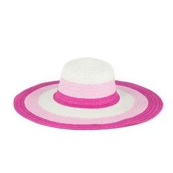 Kapelusz słoneczny pink - PINK