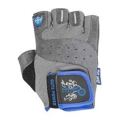 Power system rękawice - womans power - blue