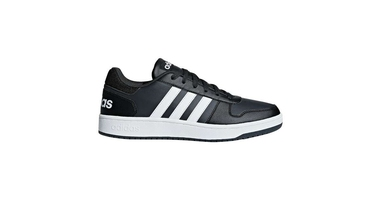 Buty adidas hoops 2.0 black b44699 42 23 czarny
