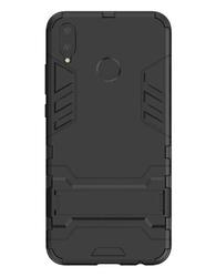 Etui alogy stand armor do huawei honor 8x czarne + szkło