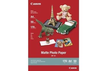 Canon bj media mp-101 a4 50 sheets matte