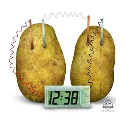 Eko zegar zestaw naukowy