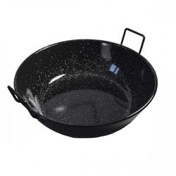 Profesjonalna patelnia garcima 28 cm czarna głęboka-rondel