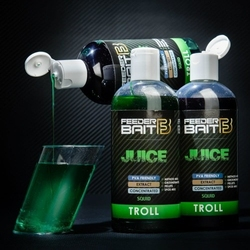 Juice feeder bait troll 250ml squid