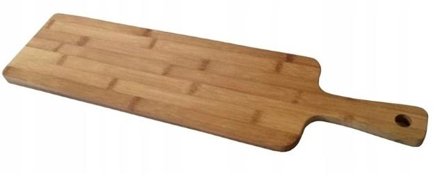 Bambusowa deska do krojenia 59x14,8x1,5 cm tadar