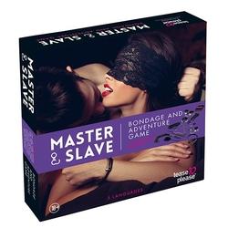Gra erotyczna bdsm 10 elementów - master  slave bondage game pl