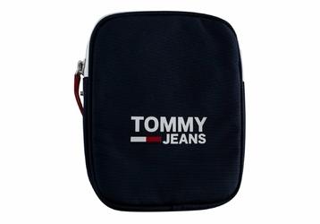 Saszetka Tommy Hilfiger TJM Cool City Compact - AM0AM05106-CBK