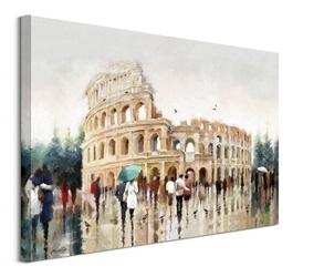Koloseum - obraz na płótnie