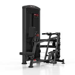 Maszyna na plecy mp-u229 - marbo sport - antracyt metalic  czarny