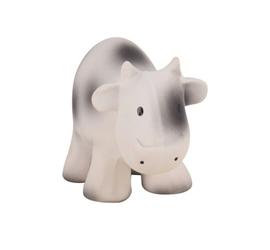 Tikiri, kauczukowy gryzak zabawka krowa farma, 0+
