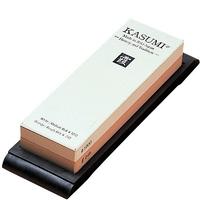 Osełka do noży dwustronna - kamień ostrzący japoński 2401000 kasumi k-80001