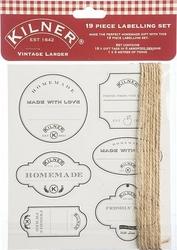 Etykiety do przetworów kilner vintage