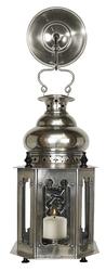Authentic models lampion venetian, srebrny sl047a