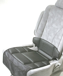 Ochronna mata na fotel samochodowy prince lionheart, czarna