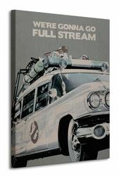 Ghostbusters EctoMobile - Obraz na płótnie