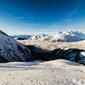Les 2 alps francja - plakat premium wymiar do wyboru: 42x29,7 cm