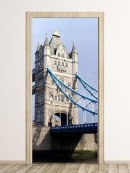 Fototapeta na drzwi londyn, tower bridge fp 2266 d