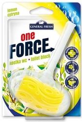 General fresh 4w1, cytrynowa zawieszka do toalety, 40g