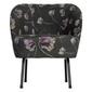 Be pure :: fotel vogue velvet rococo