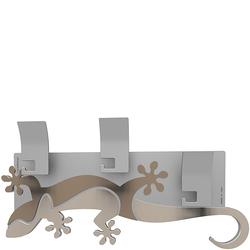 Wieszak ścienny dekoracyjny Gecko CalleaDesign piaskowy 54-13-2-12
