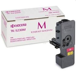 Toner oryginalny kyocera tk-5230m 1t02r9bnl0 purpurowy - darmowa dostawa w 24h