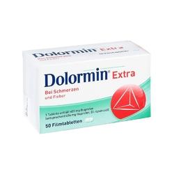 Dolormin extra tabletki powlekane