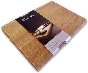 Deska do krojenia z litego drewna dębowego classic robert welch misrw2360v