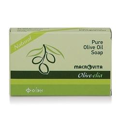 Macrovita olive-elia mydło z czystej oliwy z oliwek oliwka 100g - oliwka