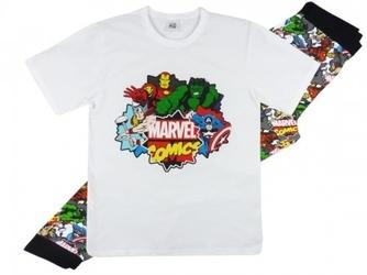 Piżama męska avengers comics xl