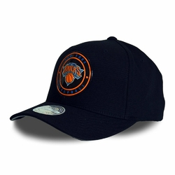 Czapka Mitchell  Ness NBA New York Knicks Circle Weald Patch Snapback - New York Knicks