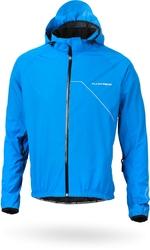 Kurtka kross hardshell rainy jacket blue