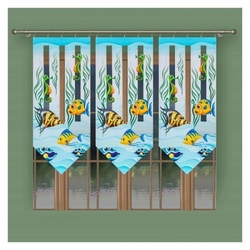 Panel rybki 50 x 120 cm