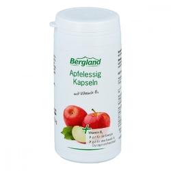 Ocet jabłkowy bergland kapsułki