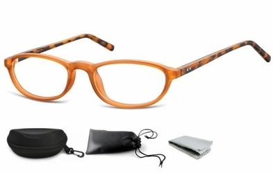 Okulary oprawki zerówki na korekcję wąskie szybkie sunoptic cp131d