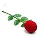 Opakowanie na pierścionek róża