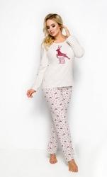 Piżama damska taro ala 2241 dłr 2xl-3xl 19