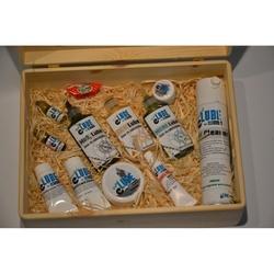 Zestaw smarów i środków smarnych elube premium box