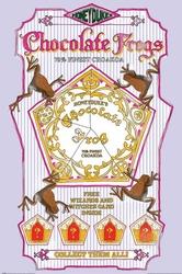 Harry Potter Czekoladowe żaby - plakat filmowy