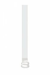 Julimex silikonowe rt 02 8mm transparentny ramiączka