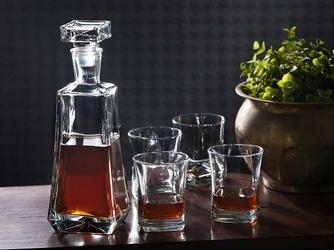 Zestaw do whisky altom design - karafka i szklanki 4 szt.