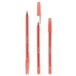 Długopis selvie dl16- czerwony