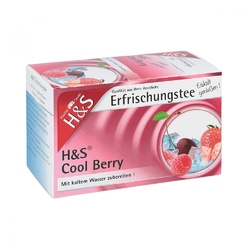 Hs cool berry, herbata owocowa w saszetkach