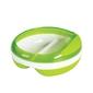 Miseczka dzielona z przykrywka oxo - green